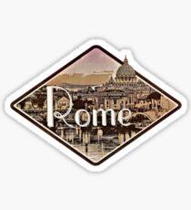 Rom Rom Italien Italien Stadt Sticker