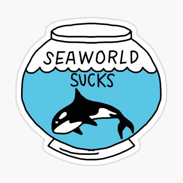 Wasserwelt Sticker