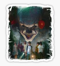 IT - Pennywise - 2017 Sticker