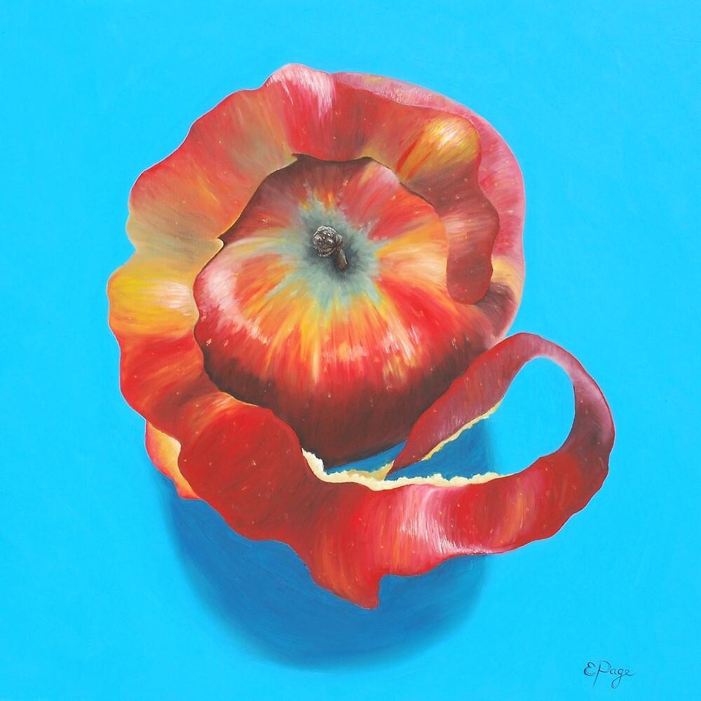 Apple Twist by emilypageart