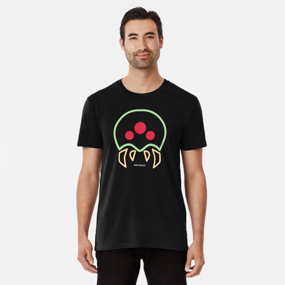 METROID Camiseta premium