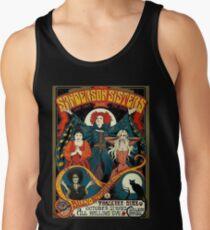 Sanderson Sisters Tour Poster T-Shirt Men's Tank Top
