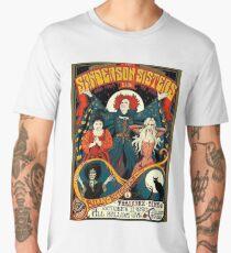 Sanderson Sisters Tour Poster T-Shirt Men's Premium T-Shirt