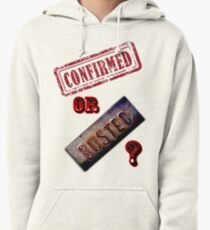 Confirmed or Busted Mythbusters Pullover Hoodie