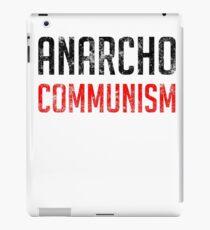 Anarcho Communism iPad Case/Skin