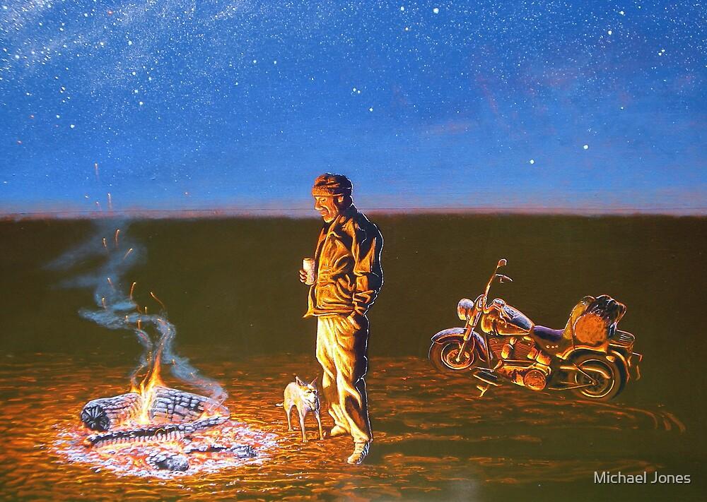 life on the edge by Michael Jones