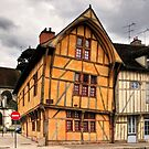 House of the Dauphin Troyes France by MaluC