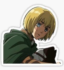 Shingeki no Kyojin. Armin Arlet - Sticker  Sticker