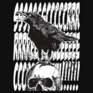 Quoth the Raven by ZugArt