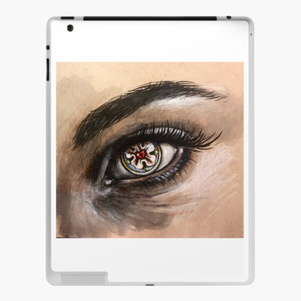 Luther's Rose -  The lens of the Reformation  iPad Skin