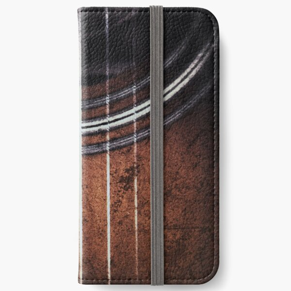 Guitar Phone Wallet iPhone Wallet