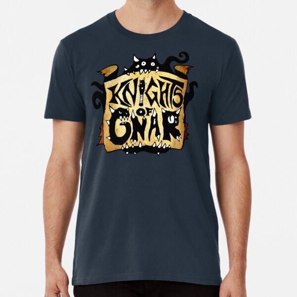 Knights of Gnar logo shirt Premium T-Shirt