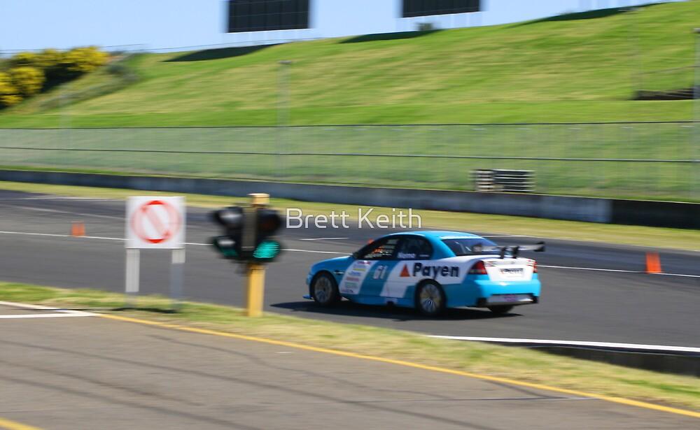 Hi speed bend by Brett Keith