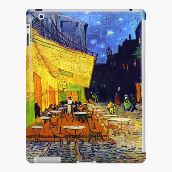 Cafe Terrace at Night - Van Gogh iPad Snap Case