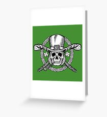 St Paddys Day 15 Greeting Card