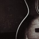 Vintage Style Guitar Photograph by goldenyakstudio