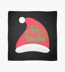 810beef213f19 Feliz Navidad Santa Claus Christmas Hat Scarf