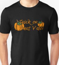 Trick or Treat Y'all! T-Shirt