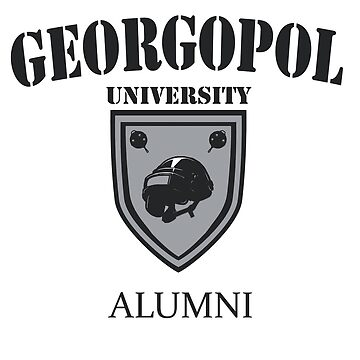 Georgopol Alumni Badge by gaming-tees