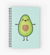 Avo-cuddle? Spiral Notebook