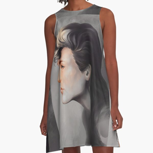 Morten Harket, a-ha A-Line Dress