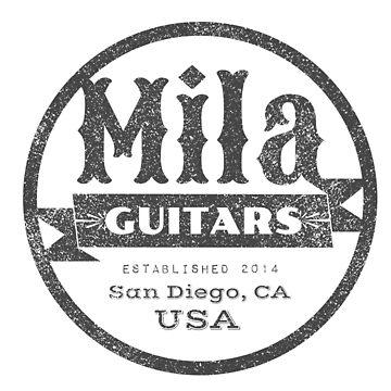 Mila Guitars by ozansezgin