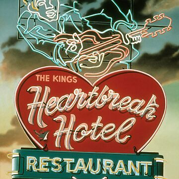 HeartBreak Hotel by van1021