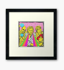 The Flaming Lips Framed Print