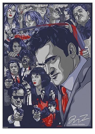 Quentin Tarantino Filmography by mcache