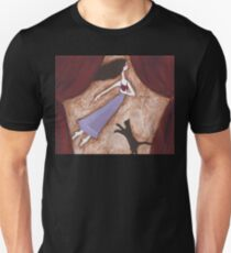 Flying Girl and The Heart or Hide and Seek T-Shirt