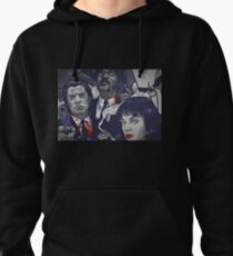 Vincent Vega,Marsellus Wallace, Mia Wallace Pullover Hoodie