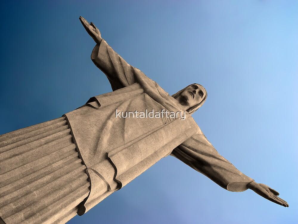 Cristo Redentor by kuntaldaftary