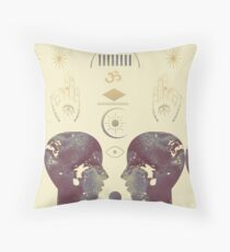 Two heads Floor Pillow