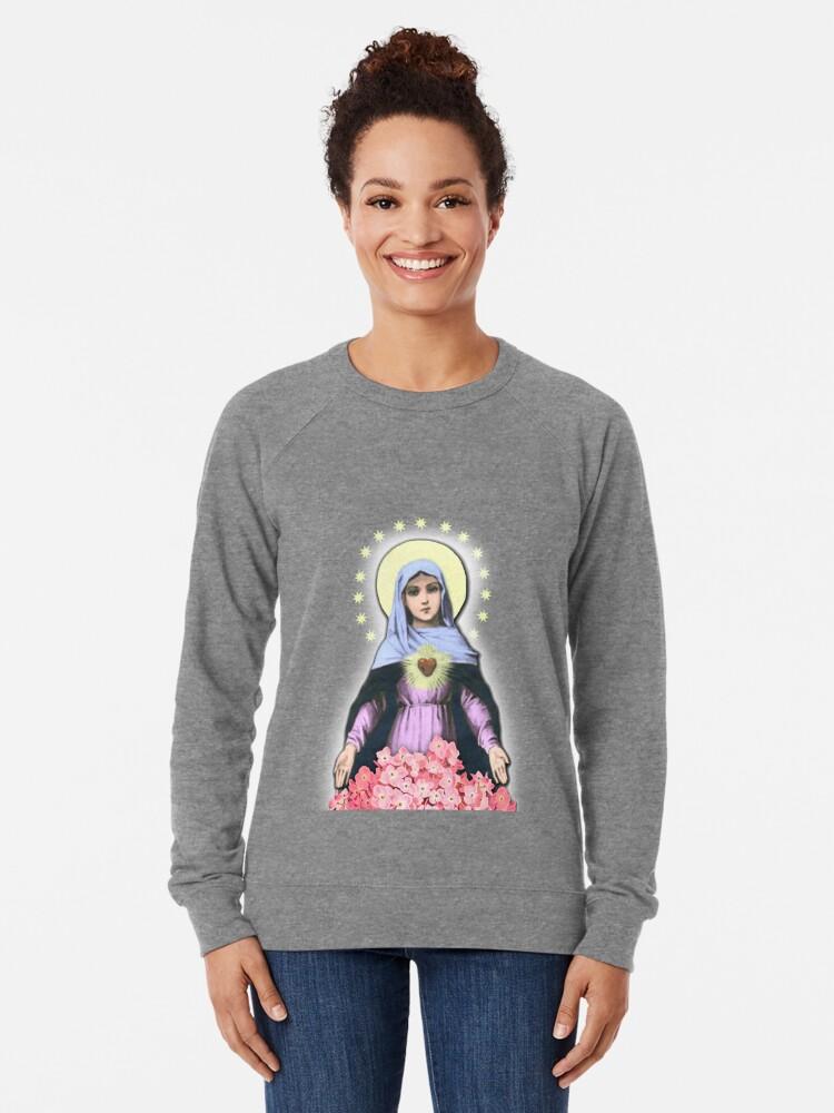 Alternate view of LADY MARY Lightweight Sweatshirt