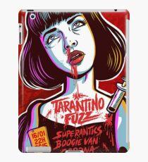 Tarantino Fuzz iPad Case/Skin