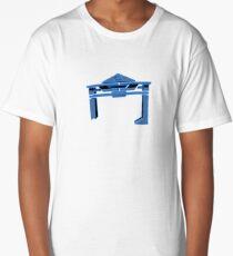 Flynn's Recognizer - TRON Long T-Shirt