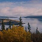 Bove Island and Tagish Lake by Yukondick