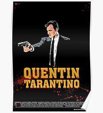 Tarantino Biography Poster Poster
