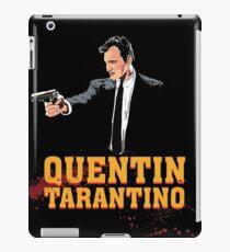 Tarantino Biography Poster iPad Case/Skin