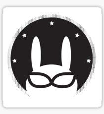 Héro de Lapin Sticker