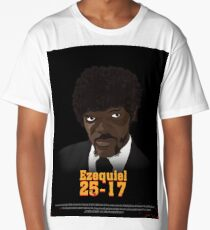 Poster Ezequiel 25-17 Long T-Shirt