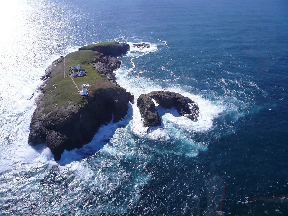 South Solitary Island August 2008 by JohnKramer