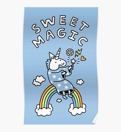 SWEET MAGIC Poster