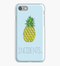 Incidents iPhone Case/Skin