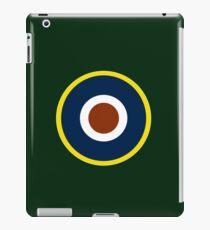 Spitfire Marking Yellow. iPad Case/Skin