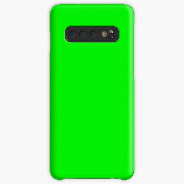 Perfect for Chroma Key / Green Screen  Samsung Galaxy Snap Case