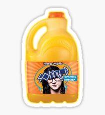 Sonny D Sticker