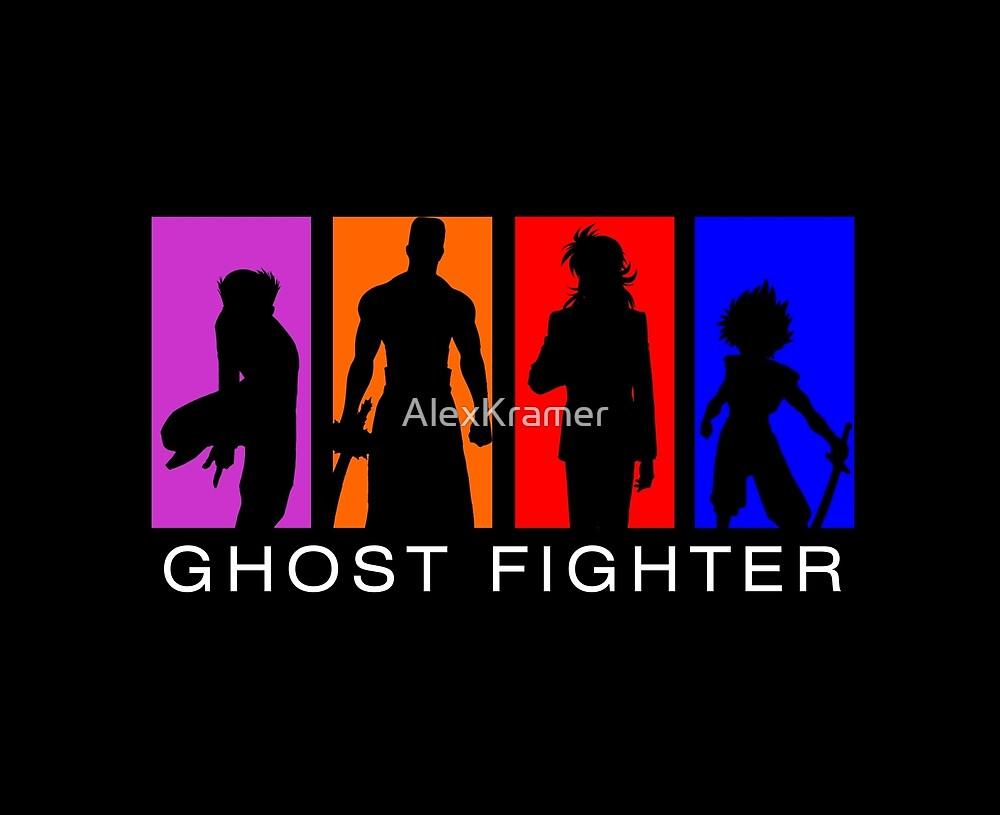 Ghost Fighter by AlexKramer