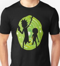 Rick and Morty - Portal T-Shirt