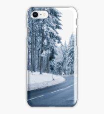 Winter Landscape. iPhone Case/Skin